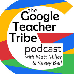 Google Teacher Tribe Podcast Logo